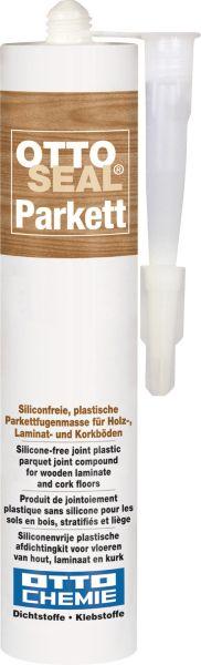 Otto Chemie OTTOSEAL A221 Parkett -Silikon - Parkettfugenmasse für Holz-, Laminat- und Korkböden