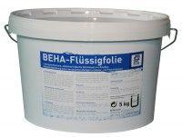 Flüssigfolie 5 kg für den Innenbereich für den Innenbereich Bad, Dusche, Küche