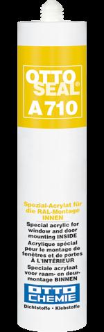 OTTOSEAL® A 710 Das Spezial-Acrylat für die RAL-Montage INNEN