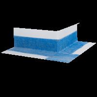 """25 Stück DIBALI Außenecken 90° """"bluetec"""" gewebearmiert mit Dehzone und Faltknick"""