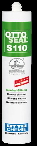 Ottoseal S110 Premium Neutral-Silikon
