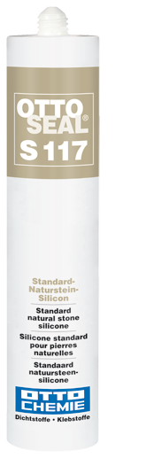 Ottoseal S117 Das Standard-Natursteinsilikon