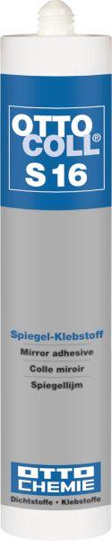 Ottocoll S 16Der Spiegel-Klebstoff 310ml Kartusche