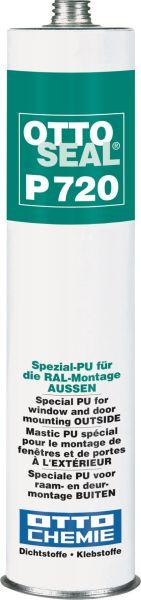 Otto Chemie OTTOSEAL P720 Das Spezial-PU für die RAL-Montage AUSSEN