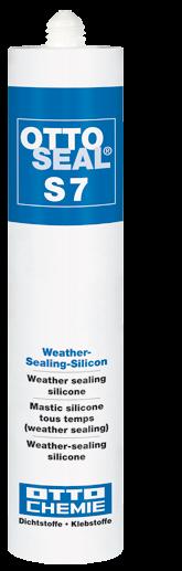 OTTOSEAL S 7,Das Weather-Sealing-Silicon