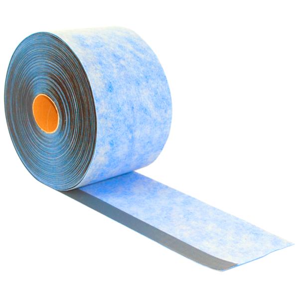 Dibali Wannendichtband mit einem 2cm selbstklebenden Streifen Länge: 25m
