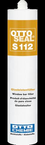 Ottoseal S112 Der Glasleistenfüller