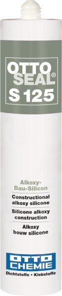 Ottoseal S125 Das Alkoxy-Bau-Silikon 310 ml Kartusche