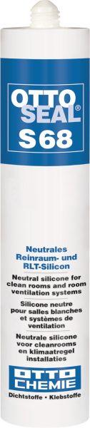 Ottoseal S68 Das neutrale Reinraum- und RLT-Silicon
