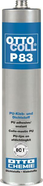 OTTOCOLL® P 83 Der PU-Kleb- und Dichtstoff 310ml Kartusche