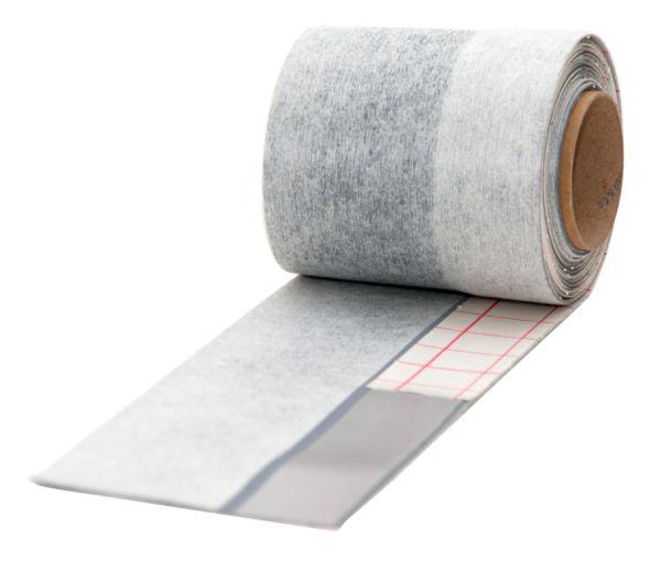 Dibali Wannendichtband mit einem 3cm selbstklebenden Streifen Länge 4m