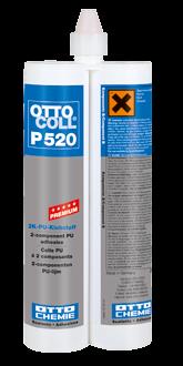 OTTOCOLL® P 520 SP 4897 Der 2K-PU-Klebstoff zur Klebung von Eckverbindern