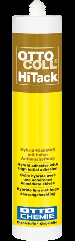 OTTOCOLL® HiTack Der Hybrid-Klebstoff mit hoher Anfangshaftung