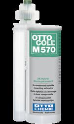 OTTOCOLL® M 570 Der 2K-Hybrid-Montageklebstoff